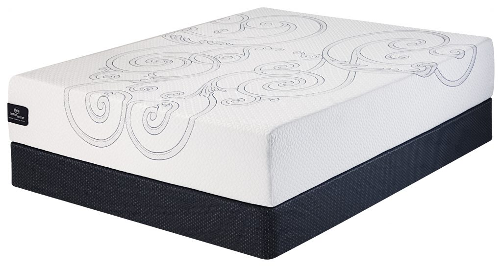 Hamlin Perfect Sleeper Gel Memory Foam Mattress