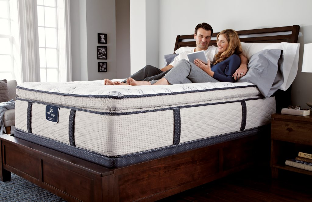 Perfect Sleeper Super Pillow Top