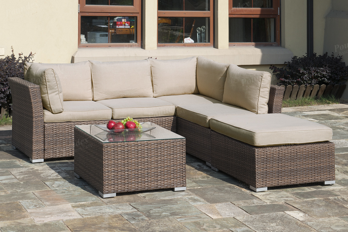 P50247 Outdoor Sectional
