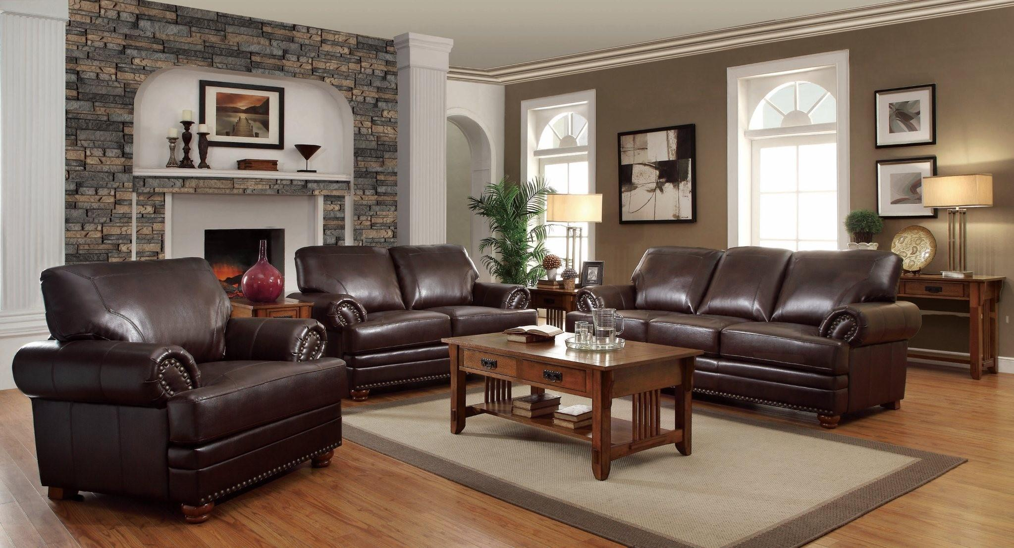 Colton Traditional Sofa with Elegant Design Style 504411 (2 Colors ...