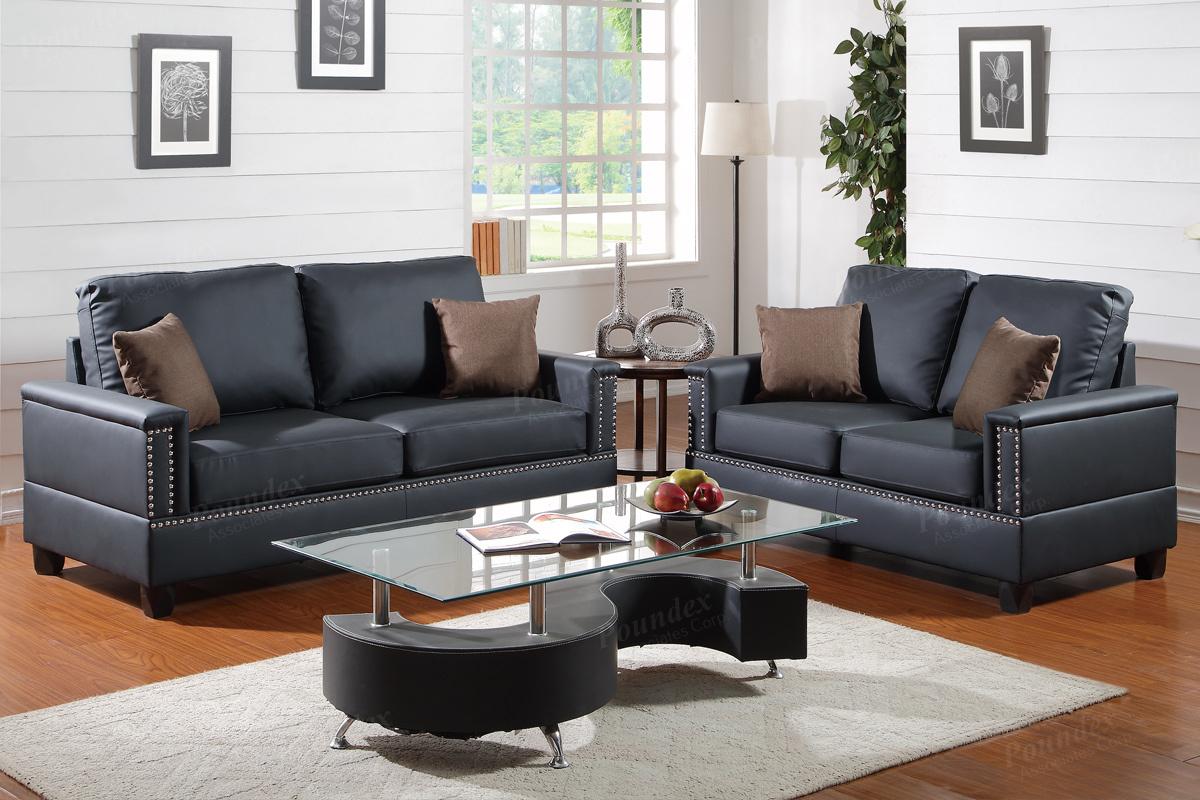 2 Pcs Sofa Set ...
