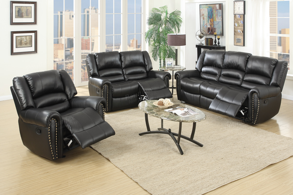 Motion living room f6753 2 colors silver state furniture for Motion living room furniture