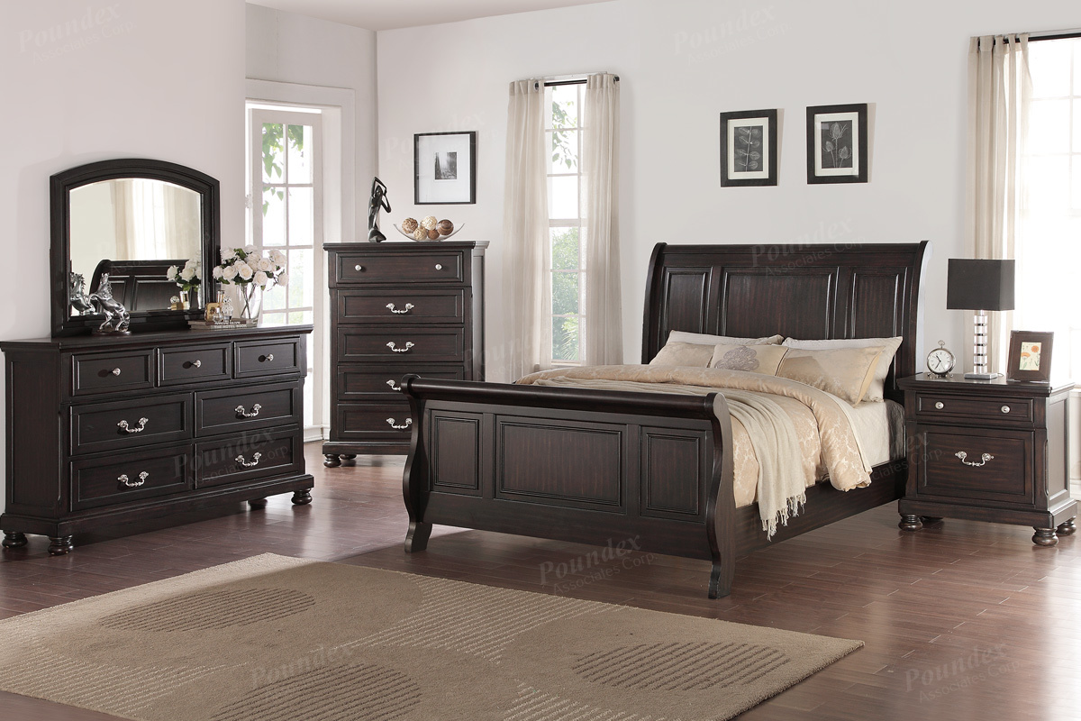 eastern king cal king queen bedroom 9203 9289 2 colors silver