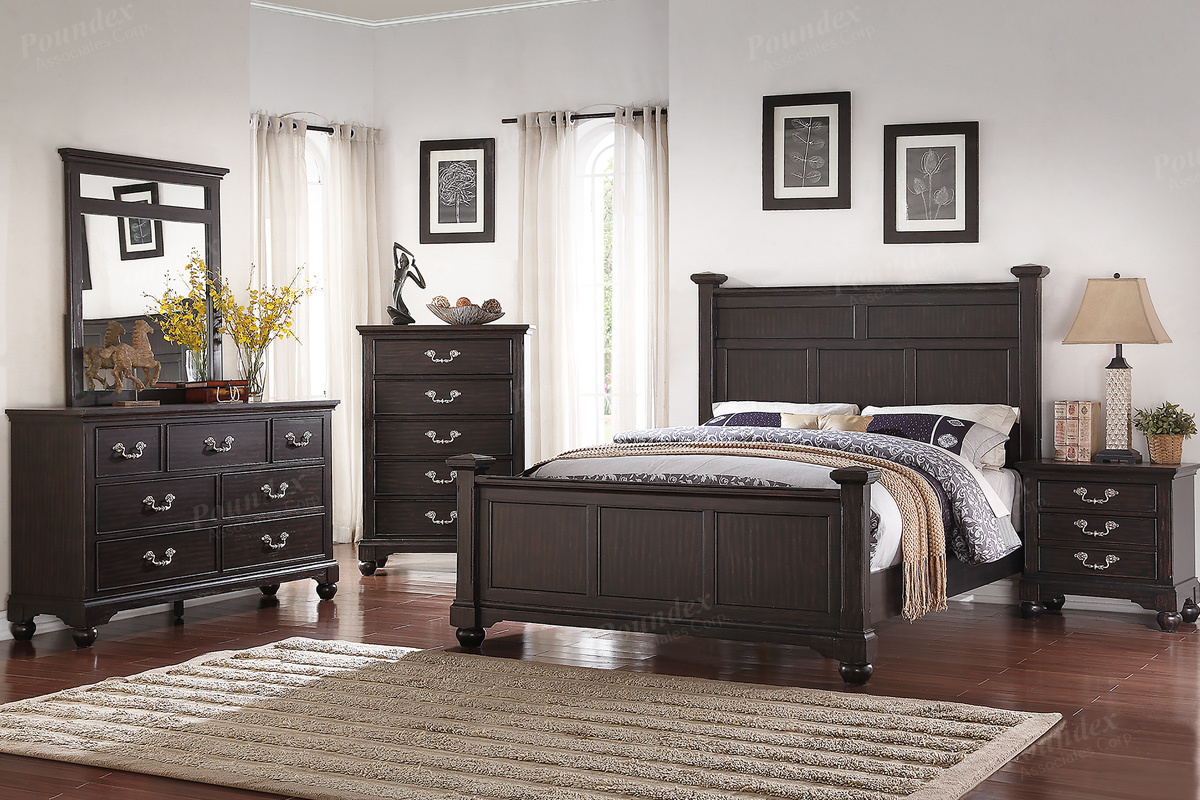 Eastern King/Cal King/Queen Bedroom ...