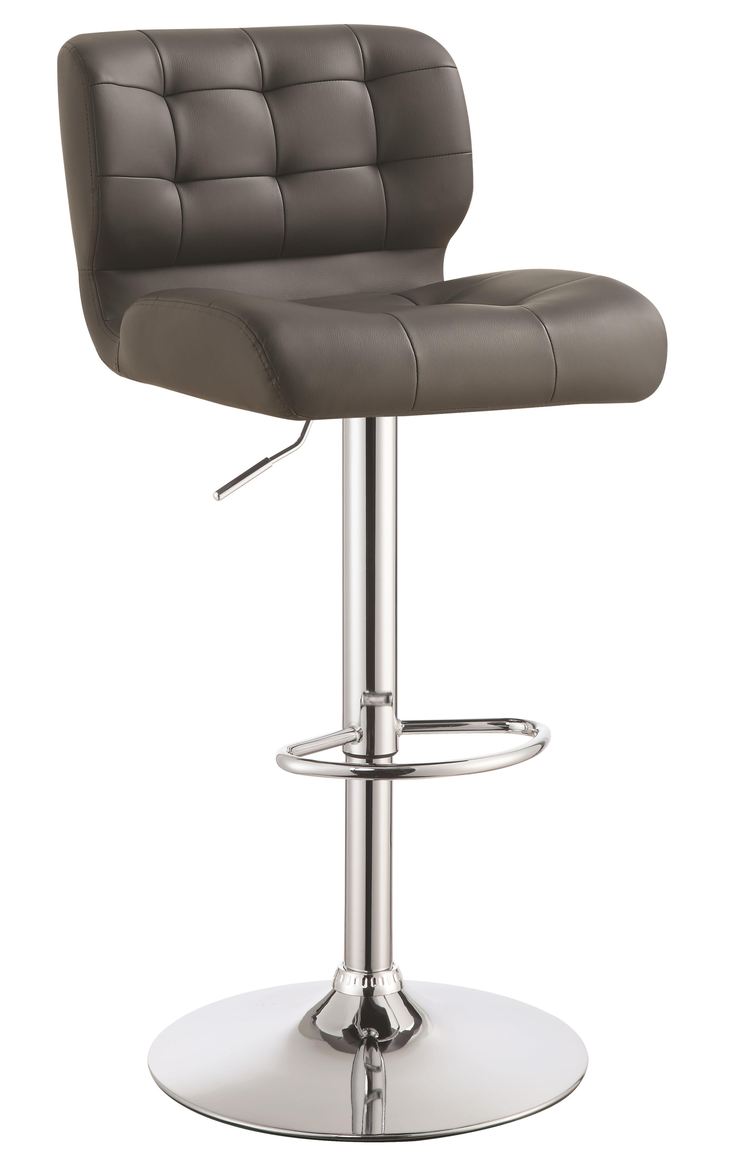 Dining Chairs And Bar Stools Upholstered Adjustable Bar