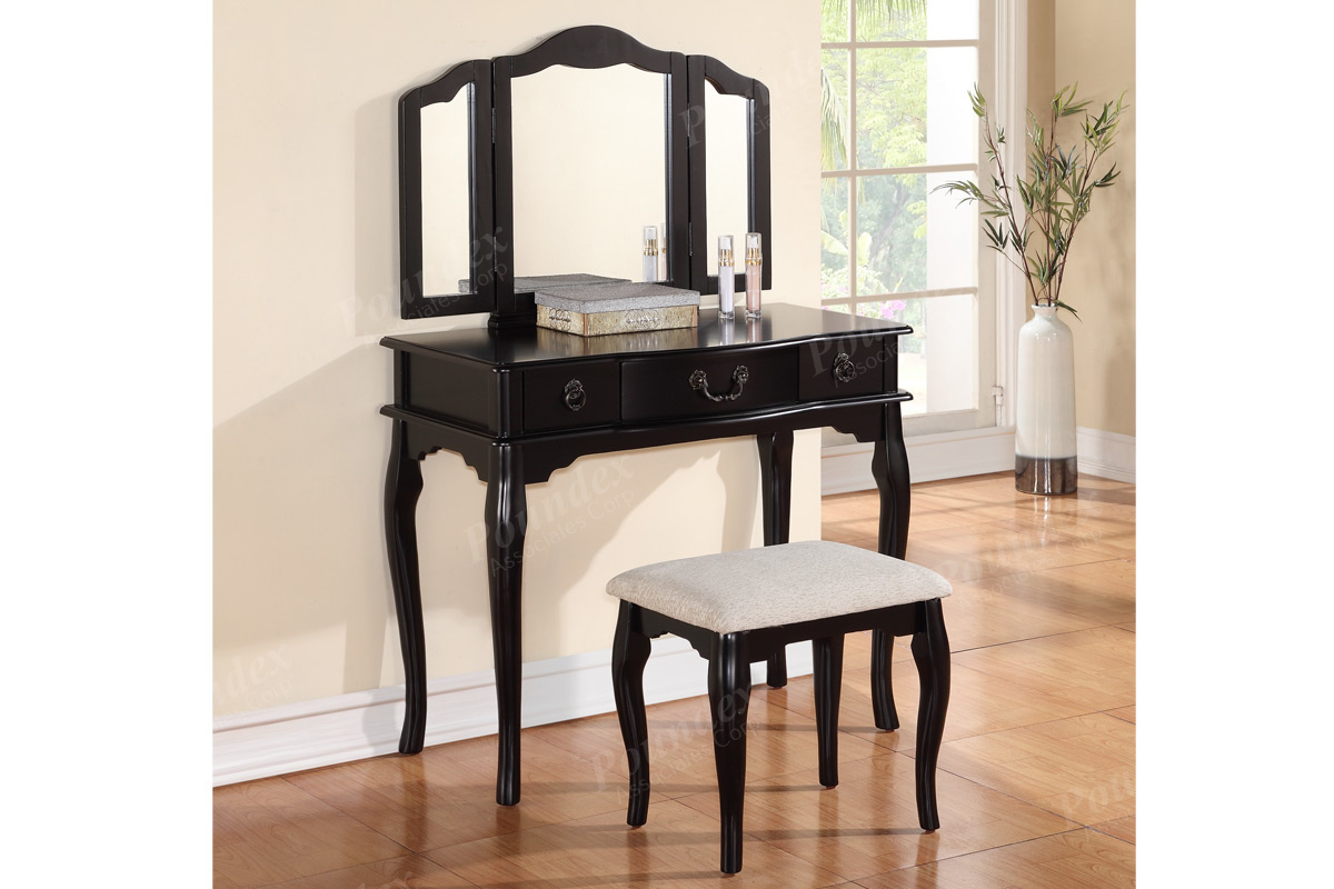 Vanity Sets with Stool (4 choices)