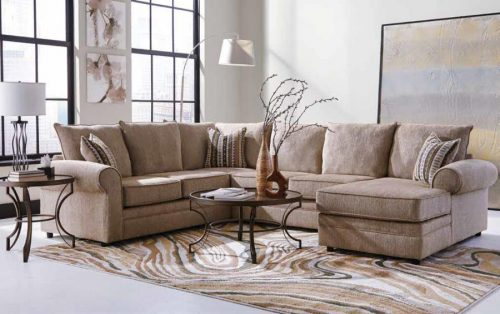 Incredible Chaviano Low Profile Pearl White Tufted Sofa 505391 Silver Alphanode Cool Chair Designs And Ideas Alphanodeonline
